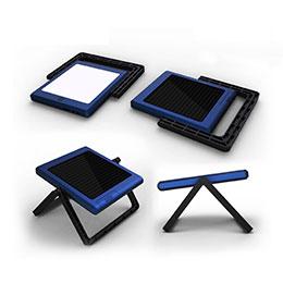 便携式太阳能手提灯